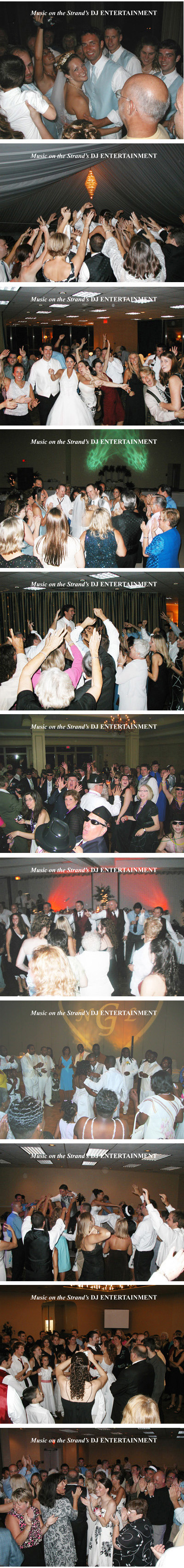 Myrtle Beach DJs staging entertaining memorable moments